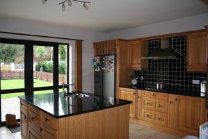 Ideas de decoración para la cocina del azulejo y lechada