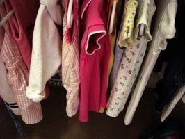 Cómo construir estantes del armario de ropa y Varillas