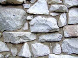 Entrepaños de cocina Ideas en imitación de roca