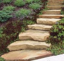 Cómo construir Pasos de piedra