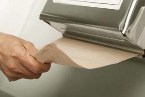 Cómo limpiar fibra de vidrio con agua dura