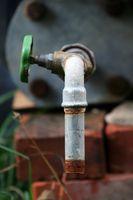 Sin Canales método para recoger agua de lluvia