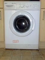 Las ventajas de una de carga frontal lavadora y secadora