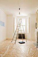 Cómo pintar un techo sin gotear en el piso
