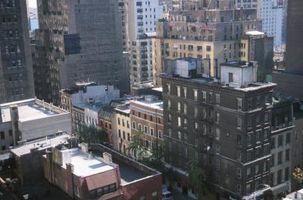 Los techos planos son propensos a fugas?
