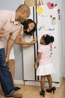 Cómo conectar un refrigerador en su casa