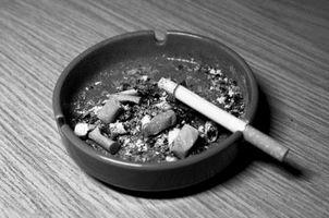 El humo de olor puede estar permanentemente quita?