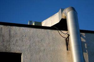 Cómo envolver un conducto de calefacción