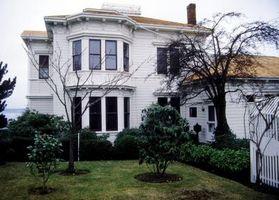 Cómo dividir una casa victoriana en pisos