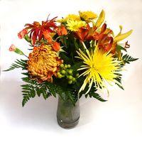 Cómo hacer fácil o Centros de flores simples