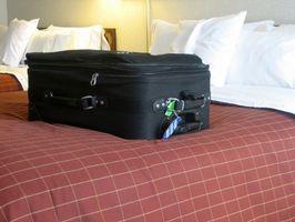 Cómo construir un soporte para el equipaje