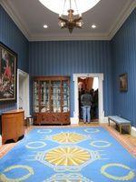 Cómo decorar con pintura azul
