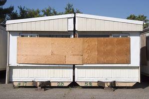 Cómo mover una casa prefabricada en Oregon