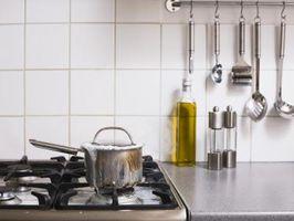 Las ideas sobre cómo decorar una cocina Bachelor Pad