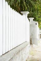 Ideas para Picket Fences
