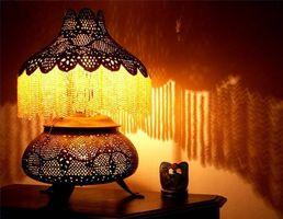 ¿Cómo funciona una lámpara?