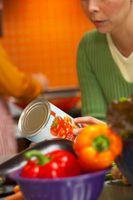 ¿Cómo medir los ingredientes, sin escalas
