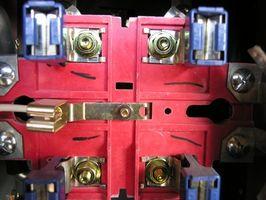 Cómo ejecutar un motor trifásico en una fase individual