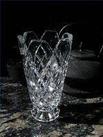 Cómo limpiar un florero cristalino