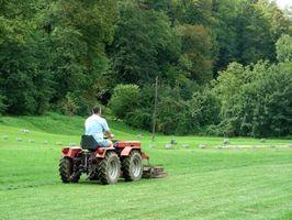 Cómo localizar un número de tractores Massey Ferguson Modelo