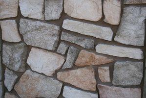 Cómo hacer que la roca de chapa de madera