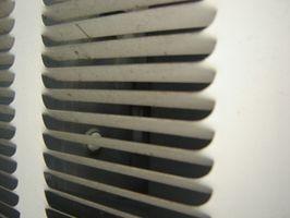 La tubería de drenaje de mi acondicionador de aire está obstruido