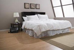 Cómo amueblar un dormitorio principal en forma de L