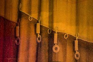 Cómo ocultar persianas verticales