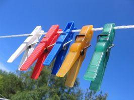 Cómo construir una línea de ropa Paraguas