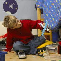 Cómo pintar su habitación de los niños con colores que afectan su estado de ánimo