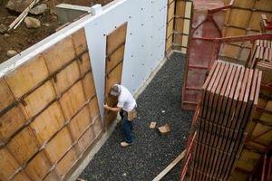 Formas para muros de hormigón