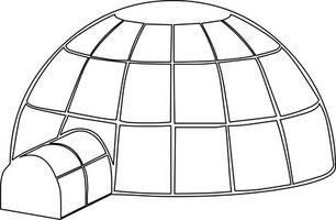 Cómo hacer un iglú en su patio trasero