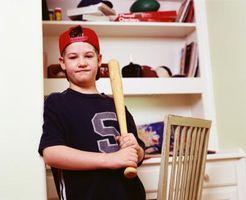 Cómo diseñar dormitorio de béisbol de un muchacho