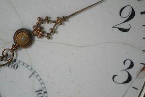 Instrucciones para un Kundo Aniversario 400 Día Reloj