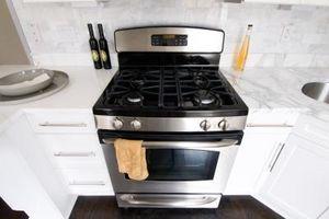 Instrucciones para la limpieza de un horno de autolimpieza