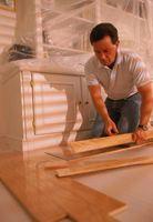 Cómo hacer una estera de madera Silla de oficina
