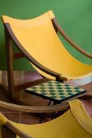 Cómo pintar un tablero de ajedrez