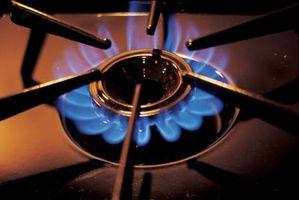 Cómo comprobar Dispositivos de encendido Cocina de gas
