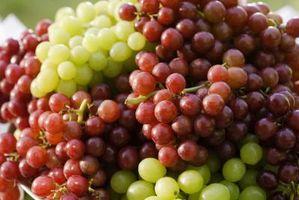 Lo que se puede plantar Con Seedless rosa Reliance uvas?