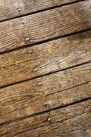 ¿Qué hace que una Copa del suelo de madera dura?