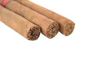 Los problemas de cigarros Humidor