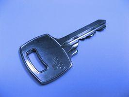 Cómo Rekey una cerradura de puerta Kwikset