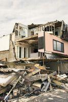 Procedimiento para colgar para huracanes