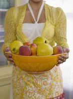 Fruta y verdura de la temporada de cosecha