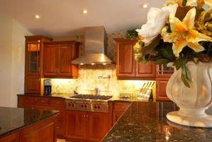 Cómo cortar moldura de corona para Muebles de Cocina / Digfineart.com
