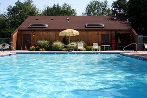 Las piscinas de agua salada de la Florida vs. Las piscinas de cloro