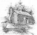 ¿Cuántos registros se necesitan para construir una cabaña de madera?