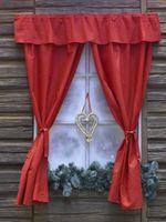 Cómo hacer cortinas con Self Lazos