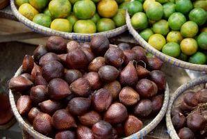 Cómo obtener una higuera de la fruta