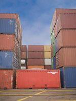 Cómo hacer un garaje Fuera de contenedores de transporte